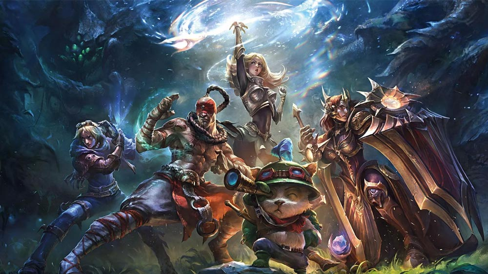 Conheça os principais times de League of Legends do mundo